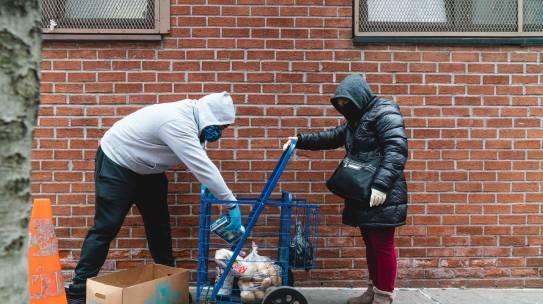 Feeding the Need in the Bronx